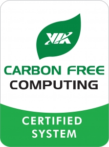 VIA_Carbon_Free_Computing_Certified_System _logo
